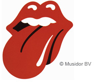 Iconic Rolling Stones Tongue